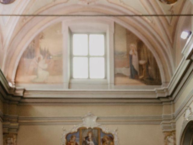 Il matrimonio di Matteo e Marina a Clivio, Varese 52