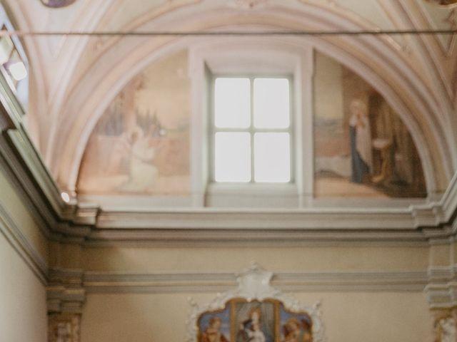 Il matrimonio di Matteo e Marina a Clivio, Varese 53