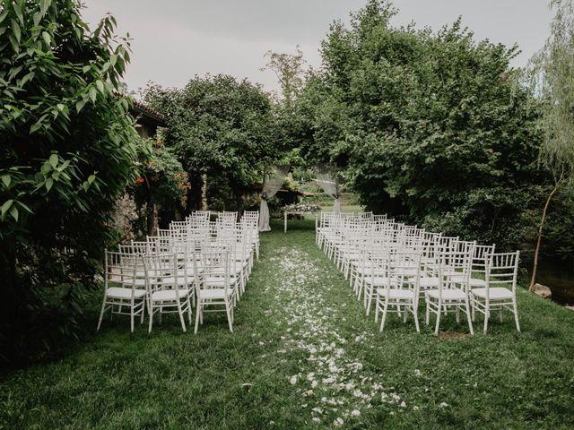 Il matrimonio di Matteo e Marina a Clivio, Varese 57