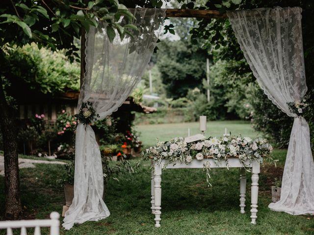 Il matrimonio di Matteo e Marina a Clivio, Varese 60