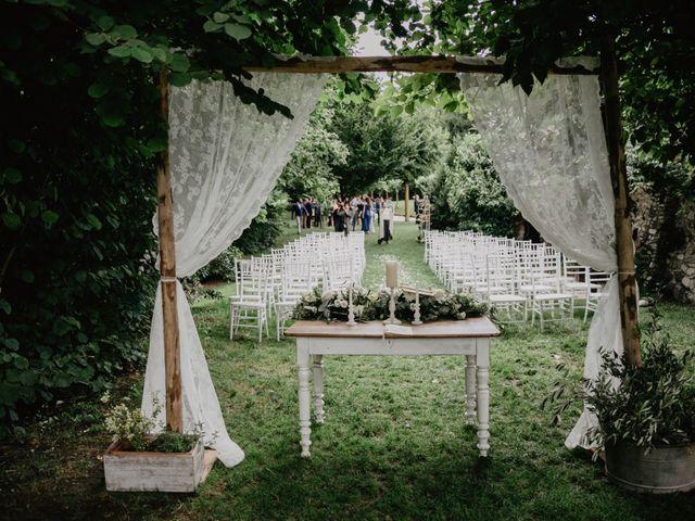 Il matrimonio di Matteo e Marina a Clivio, Varese 61