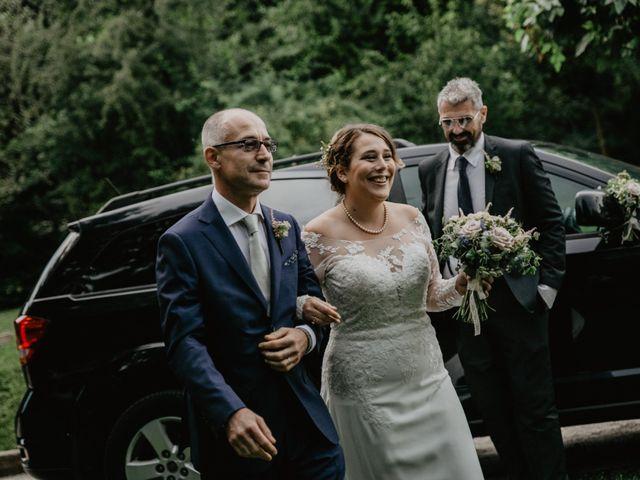 Il matrimonio di Matteo e Marina a Clivio, Varese 62