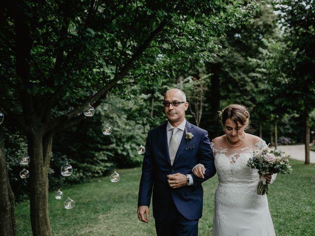 Il matrimonio di Matteo e Marina a Clivio, Varese 63