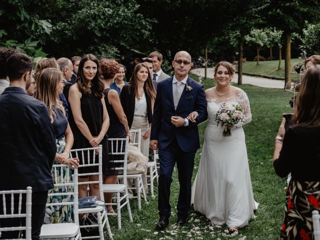 Il matrimonio di Matteo e Marina a Clivio, Varese 65