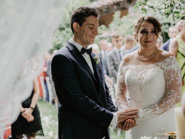 Il matrimonio di Matteo e Marina a Clivio, Varese 66