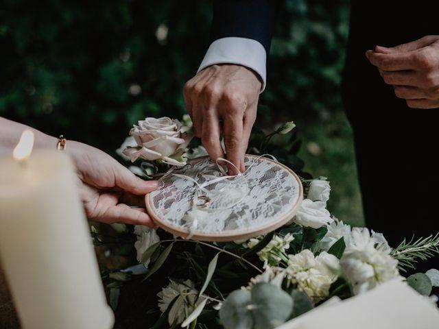 Il matrimonio di Matteo e Marina a Clivio, Varese 69