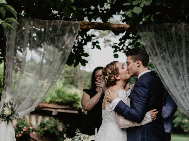 Il matrimonio di Matteo e Marina a Clivio, Varese 71