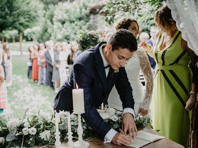 Il matrimonio di Matteo e Marina a Clivio, Varese 72