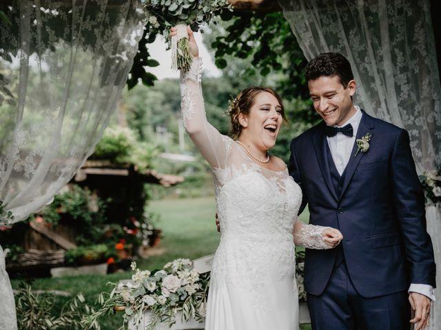 Il matrimonio di Matteo e Marina a Clivio, Varese 73