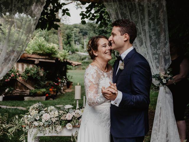 Il matrimonio di Matteo e Marina a Clivio, Varese 76