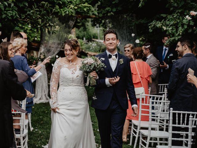 Il matrimonio di Matteo e Marina a Clivio, Varese 77