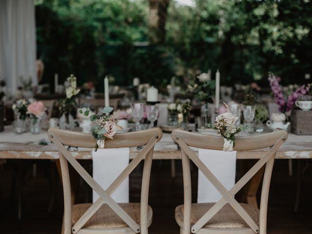 Il matrimonio di Matteo e Marina a Clivio, Varese 81