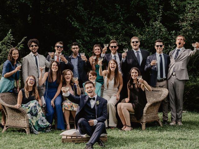 Il matrimonio di Matteo e Marina a Clivio, Varese 82