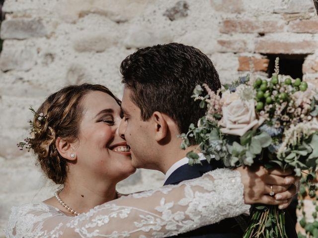 Il matrimonio di Matteo e Marina a Clivio, Varese 85