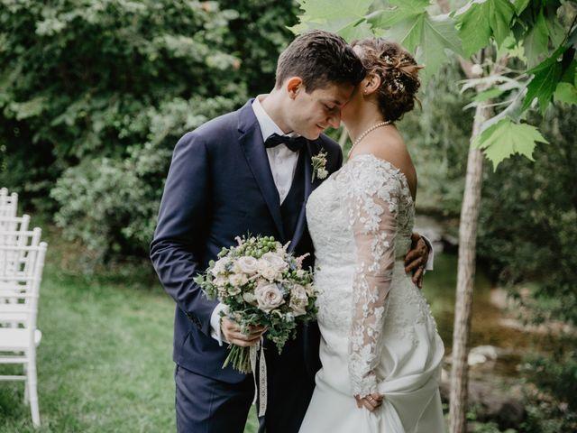 Il matrimonio di Matteo e Marina a Clivio, Varese 86