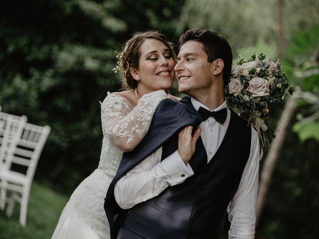 Il matrimonio di Matteo e Marina a Clivio, Varese 87