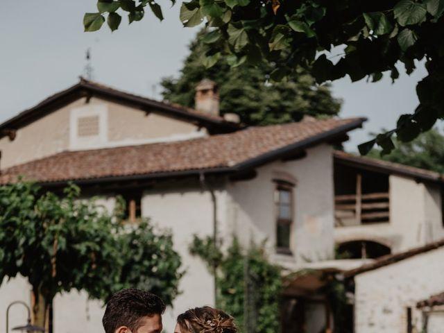 Il matrimonio di Matteo e Marina a Clivio, Varese 88