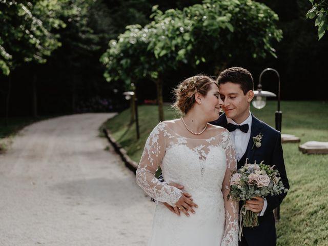 Il matrimonio di Matteo e Marina a Clivio, Varese 90