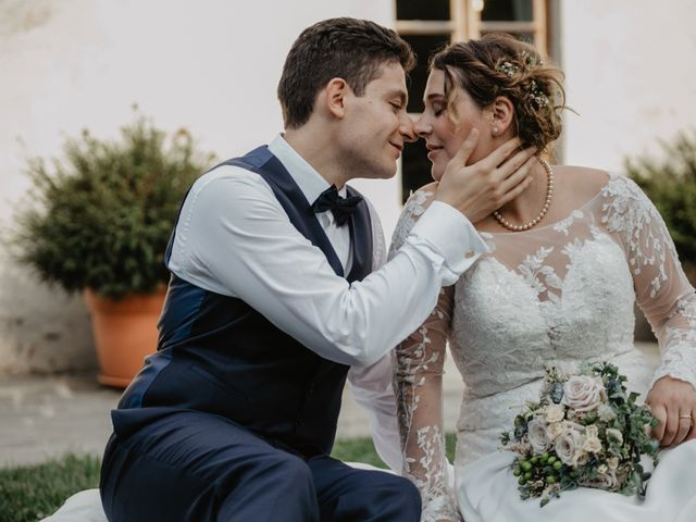 Il matrimonio di Matteo e Marina a Clivio, Varese 93