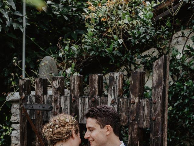 Il matrimonio di Matteo e Marina a Clivio, Varese 97