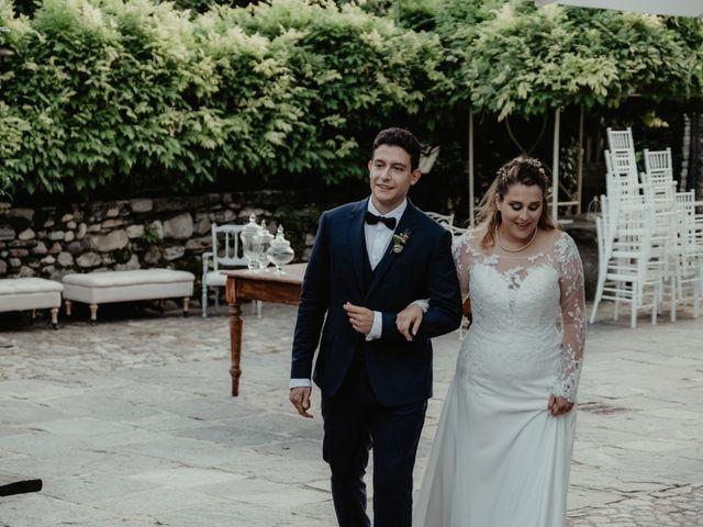 Il matrimonio di Matteo e Marina a Clivio, Varese 103