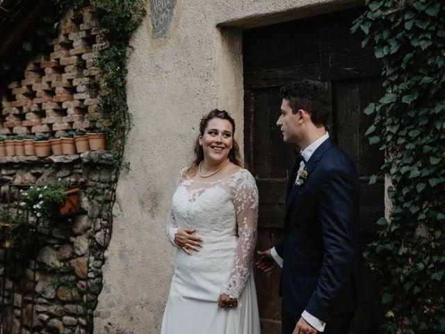 Il matrimonio di Matteo e Marina a Clivio, Varese 104