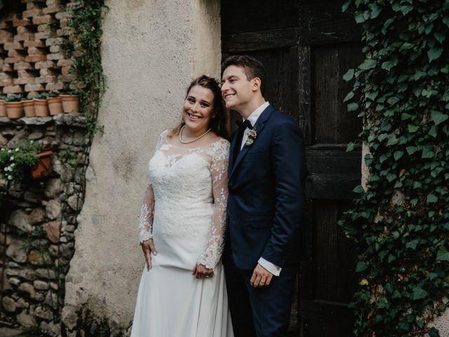 Il matrimonio di Matteo e Marina a Clivio, Varese 105