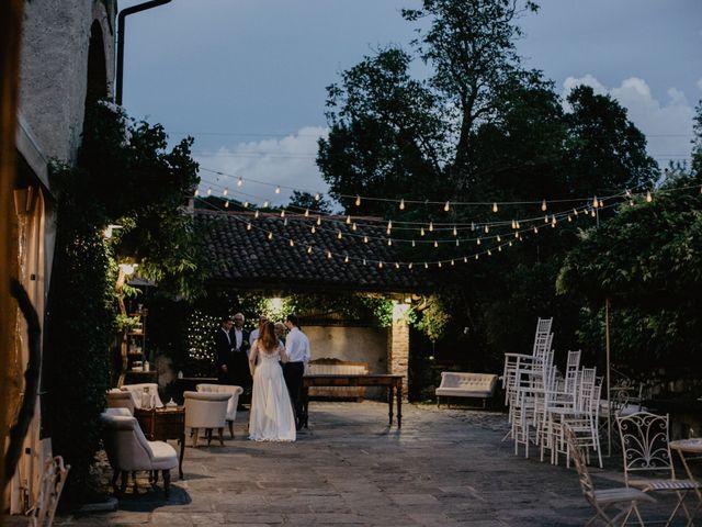 Il matrimonio di Matteo e Marina a Clivio, Varese 111