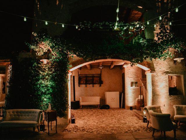 Il matrimonio di Matteo e Marina a Clivio, Varese 117