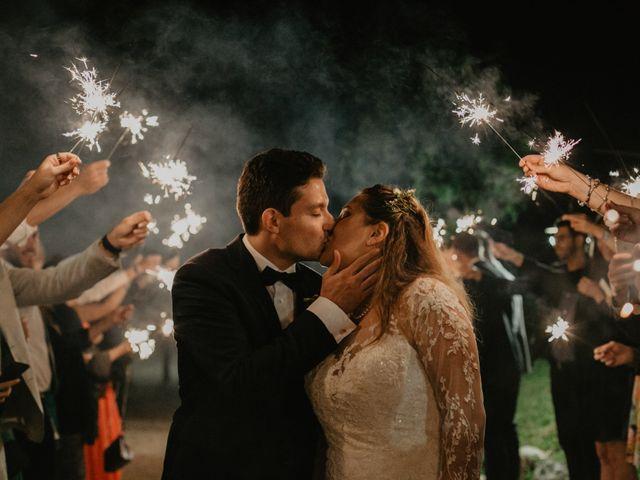 Il matrimonio di Matteo e Marina a Clivio, Varese 123