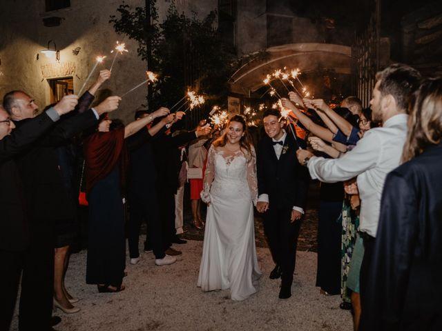 Il matrimonio di Matteo e Marina a Clivio, Varese 125