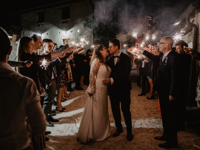 Il matrimonio di Matteo e Marina a Clivio, Varese 126