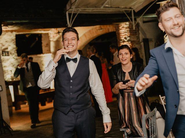 Il matrimonio di Matteo e Marina a Clivio, Varese 130