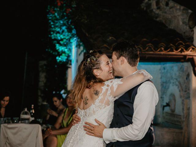 Il matrimonio di Matteo e Marina a Clivio, Varese 131