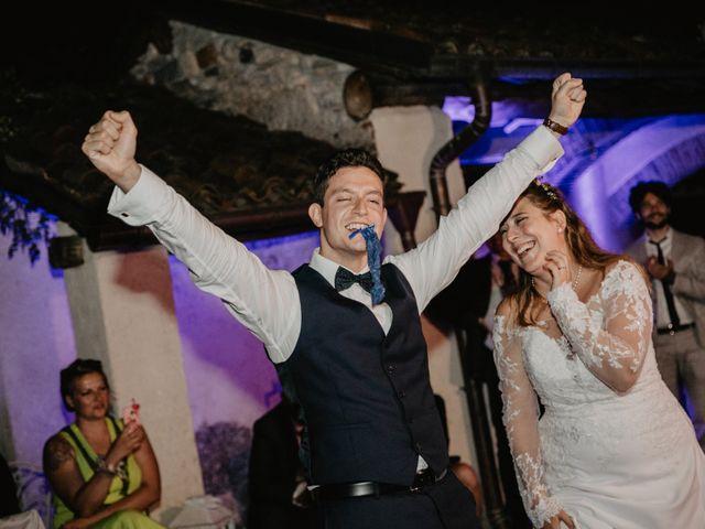 Il matrimonio di Matteo e Marina a Clivio, Varese 133