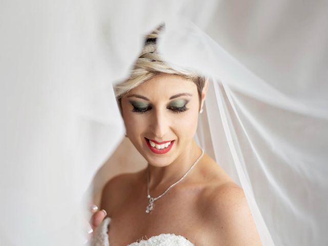 Il matrimonio di Antonio e Marina a Sonnino, Latina 8