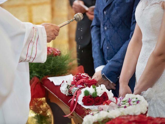 Il matrimonio di Antonio e Marina a Sonnino, Latina 15