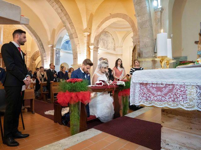 Il matrimonio di Antonio e Marina a Sonnino, Latina 16