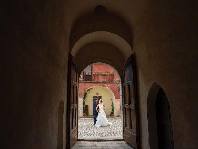 Il matrimonio di Antonio e Marina a Sonnino, Latina 18
