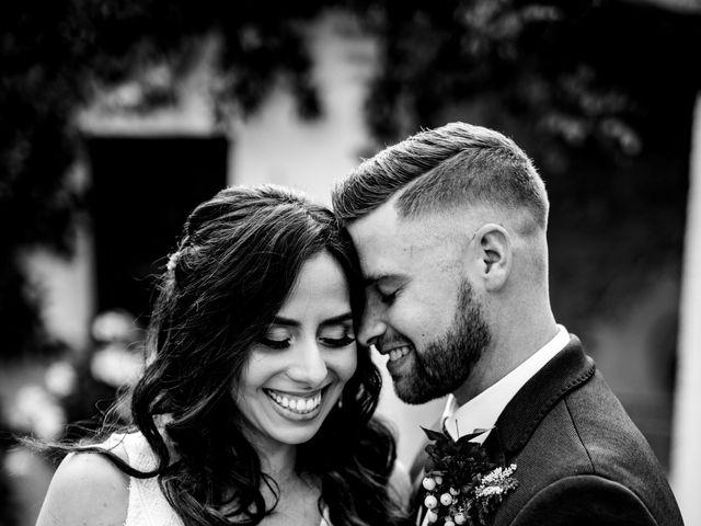 Le nozze di Sara e Owen