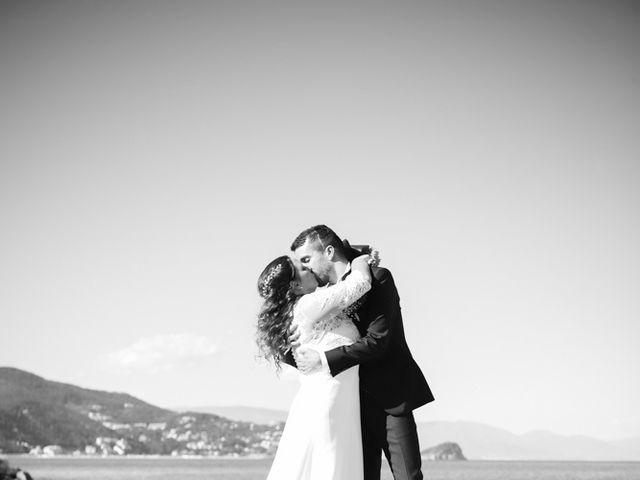 Il matrimonio di Nicola e Marta a Savona, Savona 1