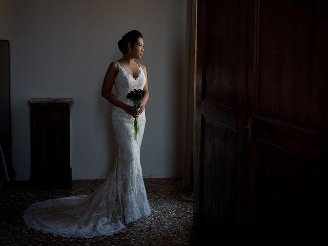 Il matrimonio di Ike e Faye a Venezia, Venezia 1