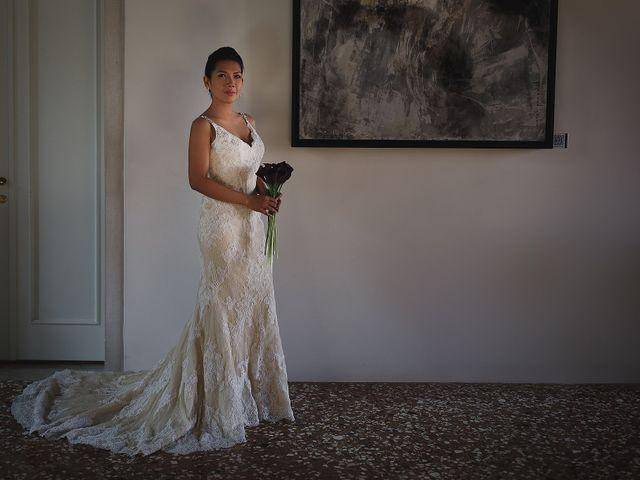 Il matrimonio di Ike e Faye a Venezia, Venezia 5