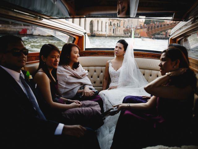 Il matrimonio di Ike e Faye a Venezia, Venezia 11