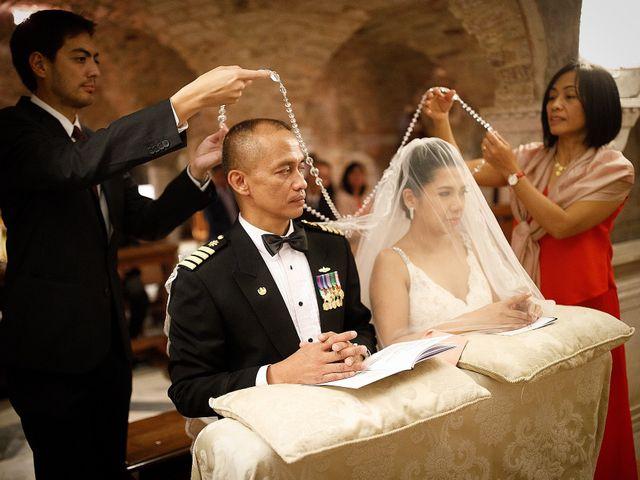 Il matrimonio di Ike e Faye a Venezia, Venezia 14
