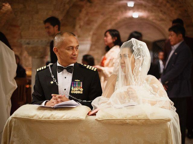 Il matrimonio di Ike e Faye a Venezia, Venezia 15