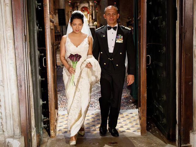 Il matrimonio di Ike e Faye a Venezia, Venezia 18