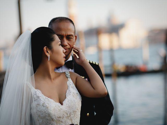 Il matrimonio di Ike e Faye a Venezia, Venezia 19