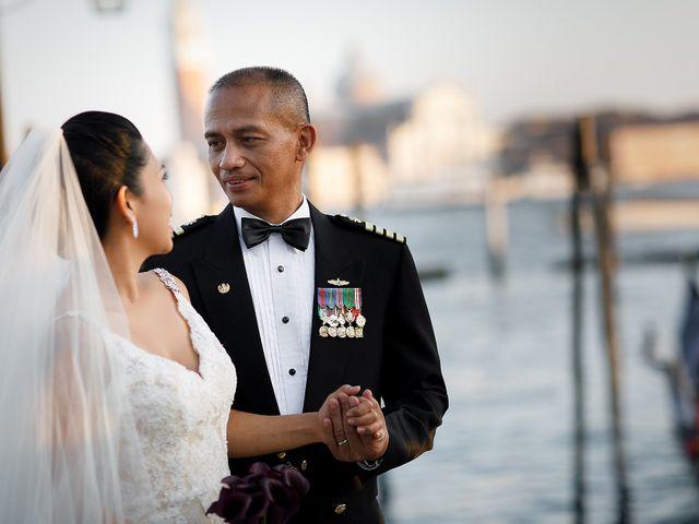 Il matrimonio di Ike e Faye a Venezia, Venezia 20