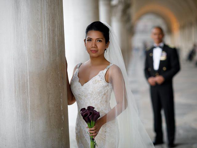 Il matrimonio di Ike e Faye a Venezia, Venezia 21
